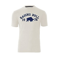 Raging Bull - RB 1976 T/Shirt - Off White