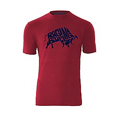 Raging Bull - Word Bull T/Shirt - Red