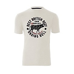 Raging Bull - Know Your Cuts T/Shirts - Off White