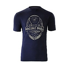 Raging Bull - RB Ball T/Shirt - Navy