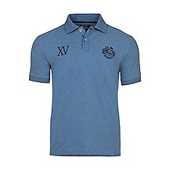 Raging Bull - Denim first XV jersey polo