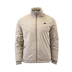 Raging Bull - Beige lightweight showerproof jacket