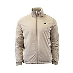Raging Bull - Beige lightweight showerproof jacket