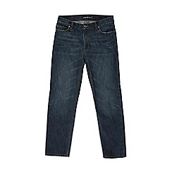 Raging Bull - Blue mid wash denim jeans