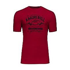 Raging Bull - Red union craft t-shirt