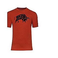 Raging Bull - Burnt orange world bull t-shirt