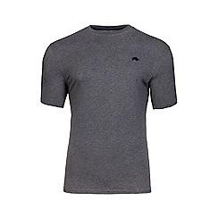 Raging Bull - Grey marl signature t-shirt