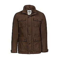 Raging Bull - Khaki padded field jacket