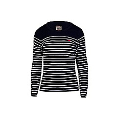 Raging Bull - Long sleeve striped t-shirt