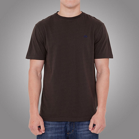 Raging Bull - signature T/shirt- Brown