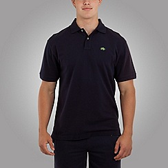 Raging Bull - Signature pique polo- navy blue