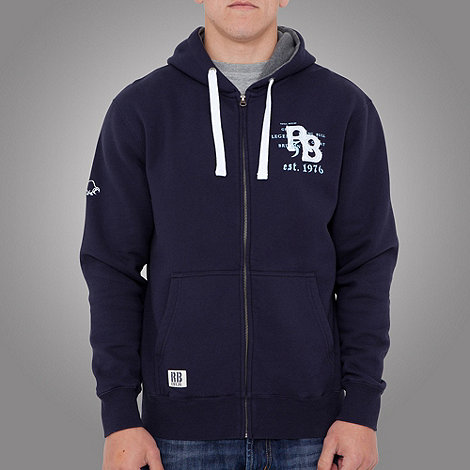 Raging Bull - RB Applique Zip Thru Hoody