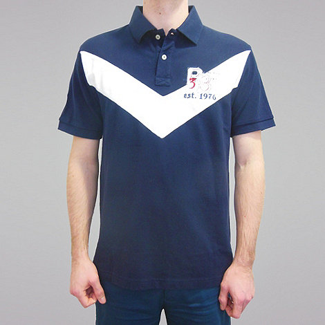 Raging Bull - Rb Chevron Pique Polo