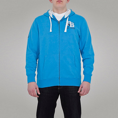Raging Bull - RB Applique Zip Hoody