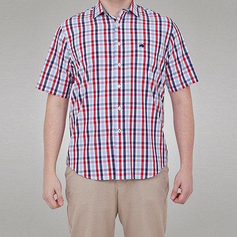 Raging Bull - Large Check Shirt