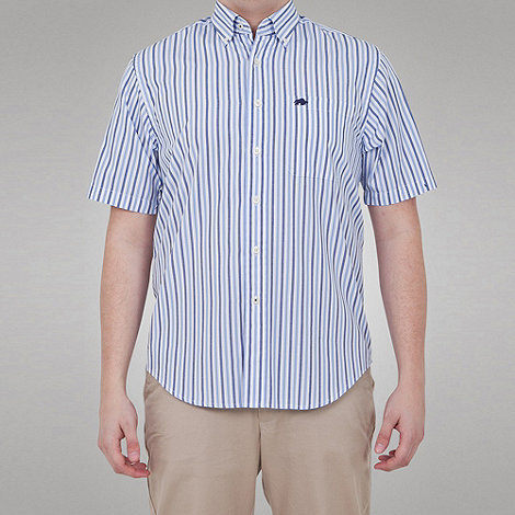 Raging Bull - Double Stripe Shirt