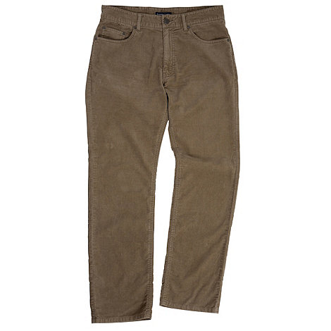Raging Bull - Tan corduroys trousers