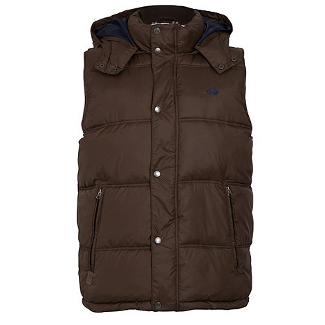 Raging Bull - Hooded gilet