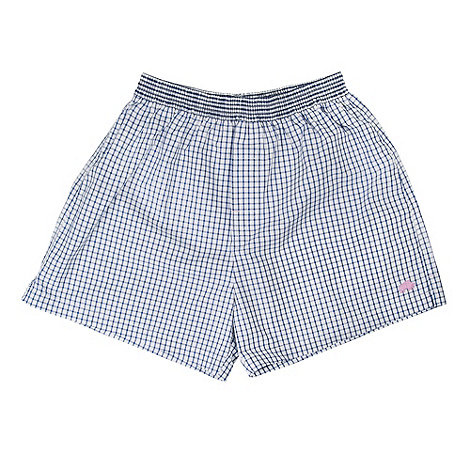 Raging Bull - Cotton window pane boxer short