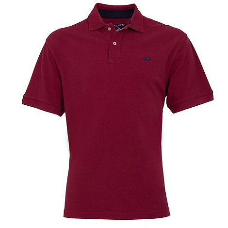 Raging Bull - Signature Pique Polo