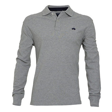 Raging Bull - Signature polo l/s