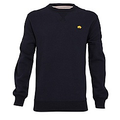 Raging Bull - Navy sweater