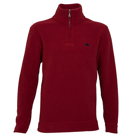 Raging Bull - 1/4 zip fleece