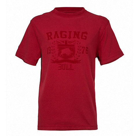 Raging Bull - RB shield t-shirt