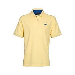 Raging Bull - Lemon signature polo