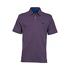 Raging Bull - Purple signature polo
