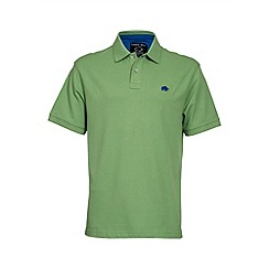 Raging Bull - Lime green signature polo