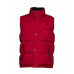 Raging Bull - Reversible red/navy gilet