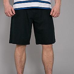 Raging Bull - Classic navy linen short