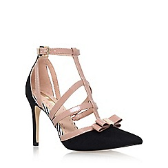 Miss KG - Black 'Chyna' high heel sandals