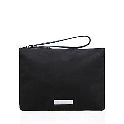 Carvela - Black 'Aztec Pouch' clutch bag
