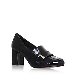Vince Camuto - Black 'Triss' high heel loafers