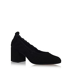 Carvela - Black 'Adjust' high heel court shoes