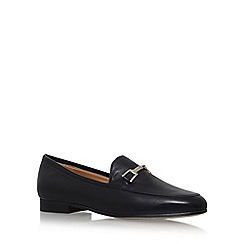 Carvela - Black 'Loss' flat loafers