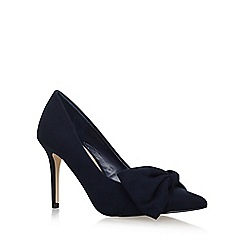 Carvela - Blue 'Klassic' high heel court shoes