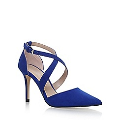 Carvela - Blue 'Kross 2' high heel sandals