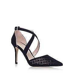 Carvela - Blue 'Kross 2' high heel sandals