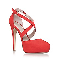 Carvela - Orange 'Kassie' high heel sandals
