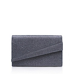 Miss KG - Metal 'Heidi' clutch bag