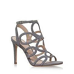 Carvela - Grey 'Gabby' high heel sandals