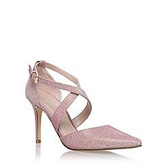 Carvela - Pink 'Kross 2' high heel sandals