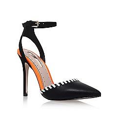Miss KG - Black 'Sable' high heel sandals