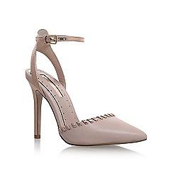 Miss KG - Natural 'Sable' high heel sandals