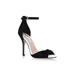 Miss KG - Black 'Sara' high heel sandals