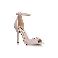 Miss KG - Natural 'Sara' high heel sandals