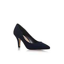 Carvela - Blue 'Kairo 2' high heel court shoes